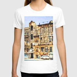 Building of Aleppo T-shirt