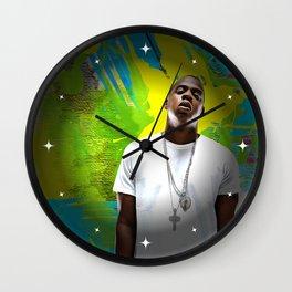 Jay Z - Celebrity Art Wall Clock