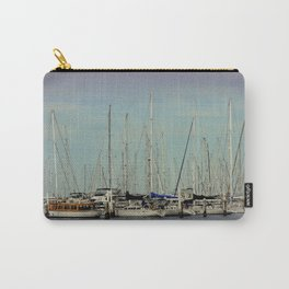 Flotilla of Yachts  Carry-All Pouch