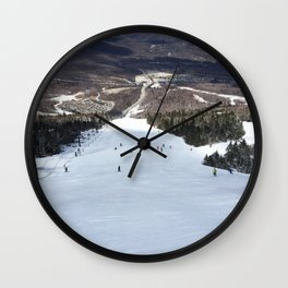 Skiing Superstar, Killington Wall Clock