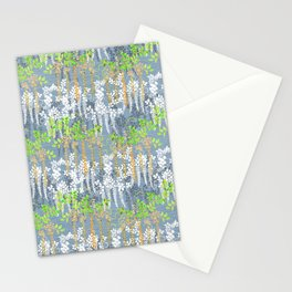 Beautiful Floral pattern Stationery Cards