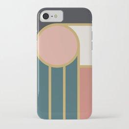 Maximalist Geometric 04 iPhone Case