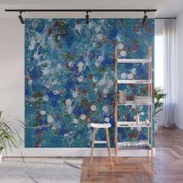 Goldfinch's Critique Wall Mural