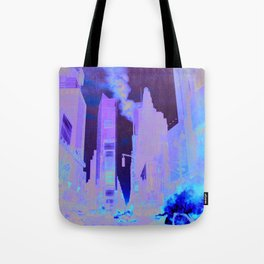 Deep Infection Tote Bag