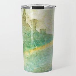 Unity - 23 Watercolor painting Travel Mug