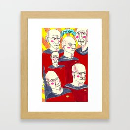 Jean-Luc  Framed Art Print
