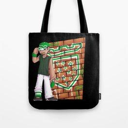 Star Team Graffiti (for him) Tote Bag