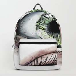 Macro Eye Backpack
