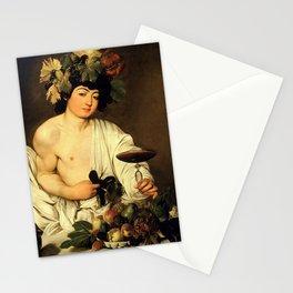 Merisi da Caravaggio - Bacchus Stationery Cards