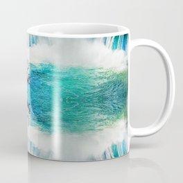 140 - Abstract Niagara Falls Coffee Mug
