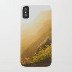 California Sunset Slim Case iPhone X