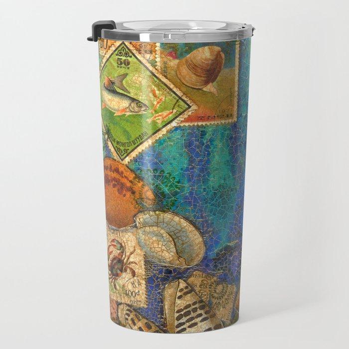 Flotsam Travel Mug