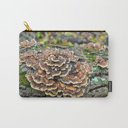 Fungus in the Woods Carry-All Pouch