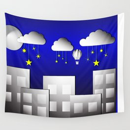 Sleep tight kiddo Wall Tapestry