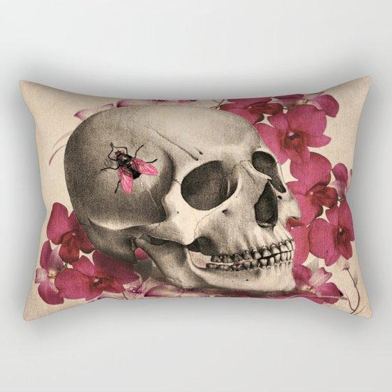 SKULL 2 Rectangular Pillow