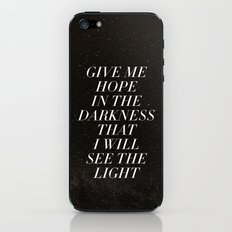 Ghosts That We Knew iPhone & iPod Skin
