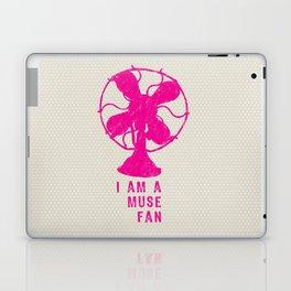 i am a muse fan Laptop & iPad Skin