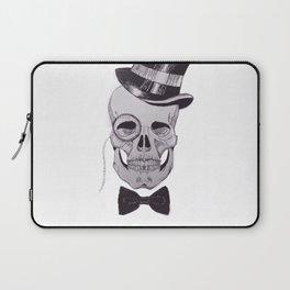 Classy Skull Laptop Sleeve