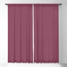 Muted Pink Solid Color Pairs To Sherwin Williams 2020 Trending Color Palette Juneberry SW6573 Blackout Curtain
