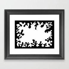 Emptiness 002  Framed Art Print