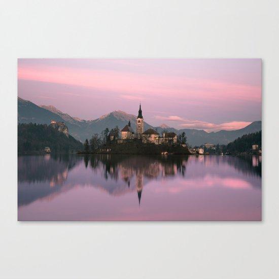 Bled, Slovenia Canvas Print