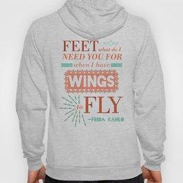 I Have Wings Hoody
