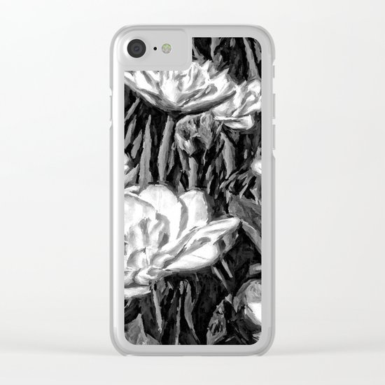 Floral ArtStudio 11116 Clear iPhone Case