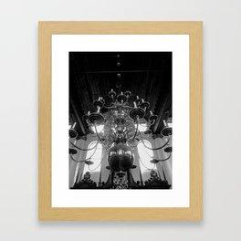 cadelabra Framed Art Print