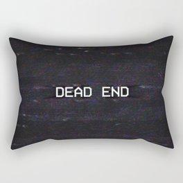 DEAD END Rectangular Pillow