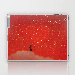 Constellation - Red Laptop & iPad Skin