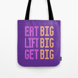 Big x 3 (#12) Tote Bag