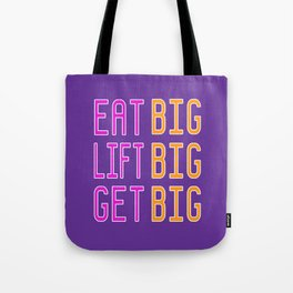 Big x 3 (#12) Tote Bag