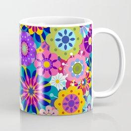 Retro Garden Coffee Mug