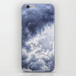 Cloudscape iPhone Skin
