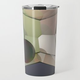 Graphic Image Travel Mug
