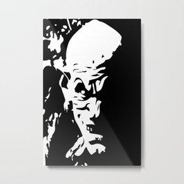 The boogieman Metal Print