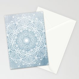 NATURE DETAILS MANDALA Stationery Cards