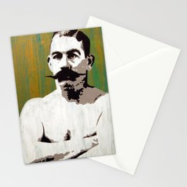 """Boston Strong Boy"" John L. Sullivan Stationery Cards"