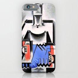 Josef Capek - Accordionist - Digital Remastered Edition iPhone Case