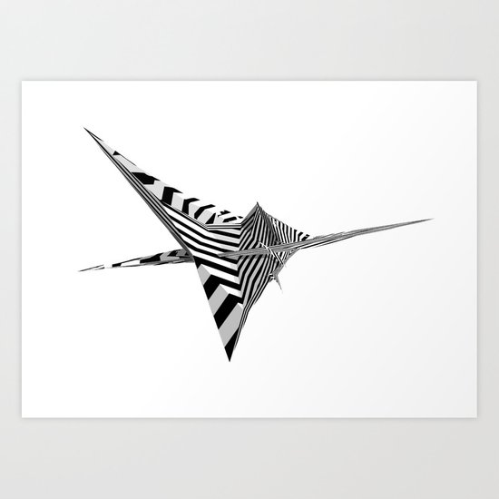 'Untitled #04' Art Print