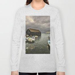 Bosham Harbour Long Sleeve T-shirt
