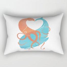 Hug It Out Rectangular Pillow