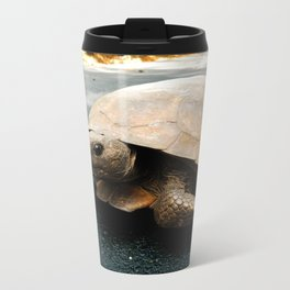 Gopher Your Goal Metal Travel Mug
