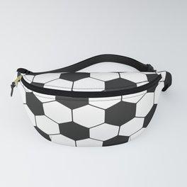Soccer ball pattern Fanny Pack