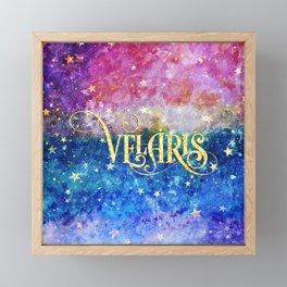Velaris Framed Mini Art Print