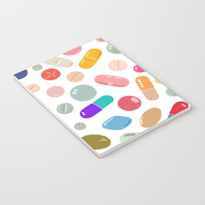Sunny Pills Notebook