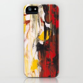Burning Daisy's In The Morning iPhone Case