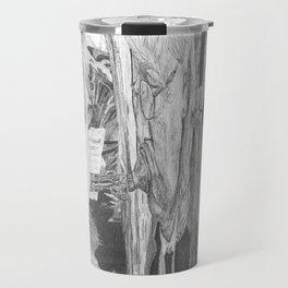 Reflections in a Tuba Travel Mug