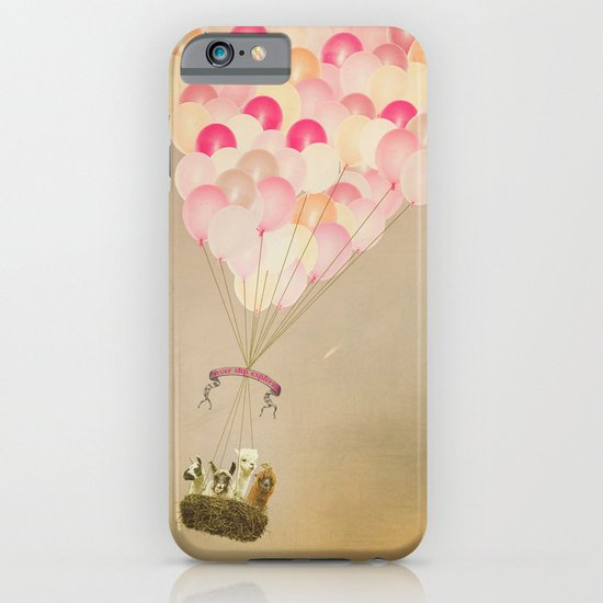 NEVER STOP EXPLORING V iPhone & iPod Case