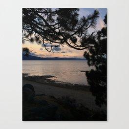 Tahoe X 31 Canvas Print